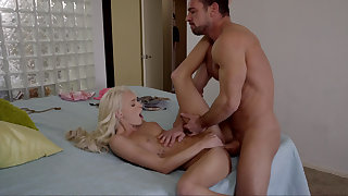 Daddy's cock is better than their way BF's