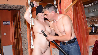 curvy moms roguish bdsm task