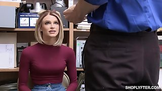 Emma Hix was caught shoplifting, ergo she ended round fuked good,to learn her lesson