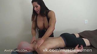 Bone Crushing Massage