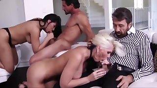 The Best Swinging Orgy