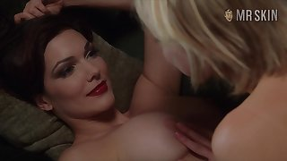 Attractive hot lady Naomi Watts to kinda wettish lesbian erotic video