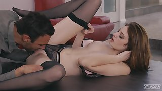 The way she rides and sucks dick is unexcelled addictive