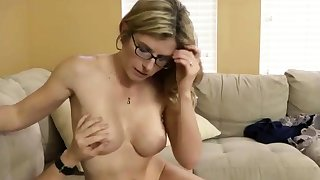 Stepmom Sucking Flannel