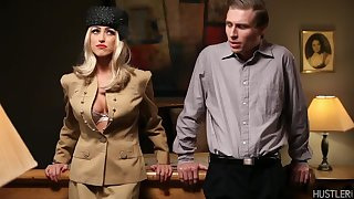 Breanne Benson in Official Psycho Parody